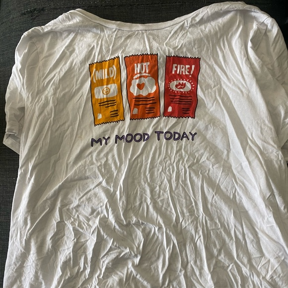 Forever 21 x Taco Bell T-shirt